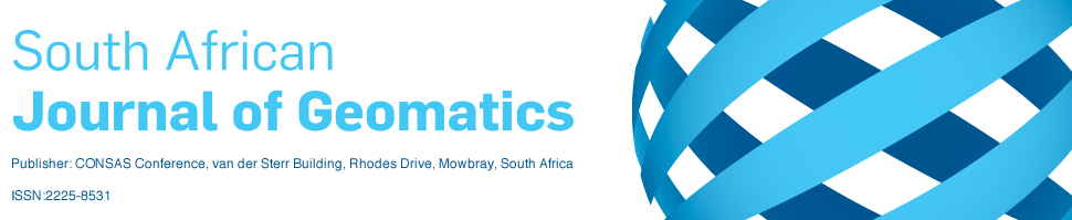 South African Journal of Geomatics